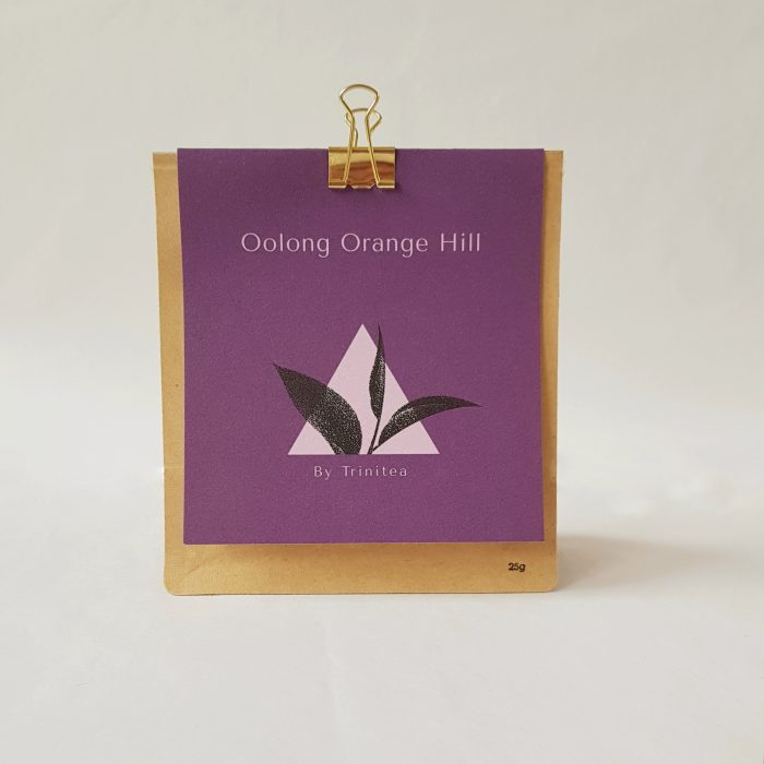 By Trinitea Oolong Orange Hill