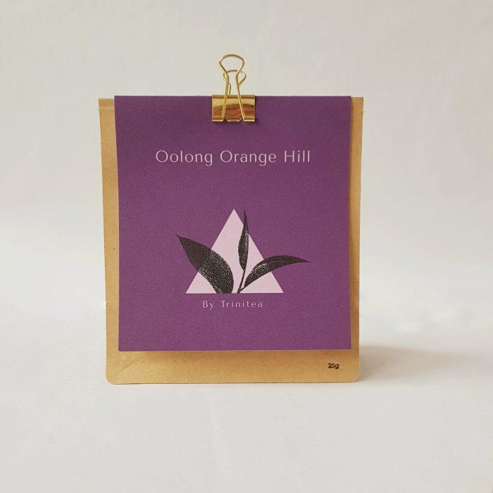 By Trinitea Oolong Orange Hill