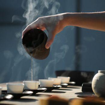 Tea training & workshop
