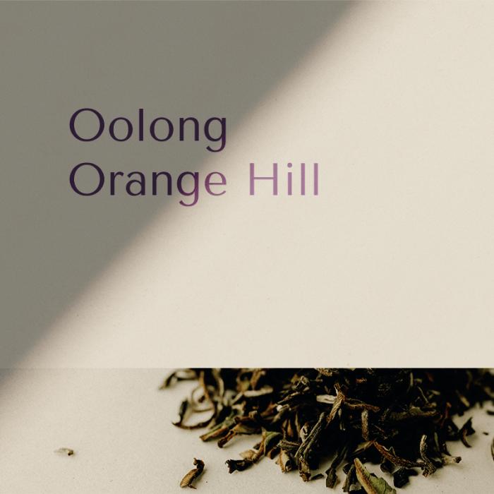 Oolong Himalaya Orange Hill