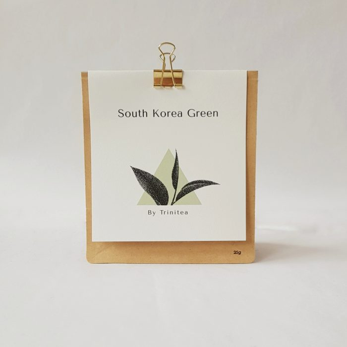 By Trinitea South Korea Green