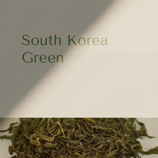 south korea green