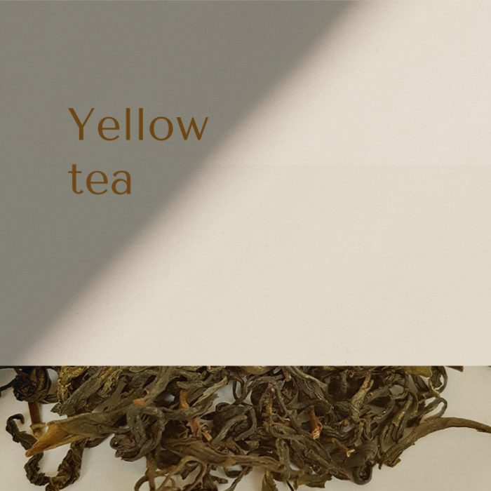 Yellow tea