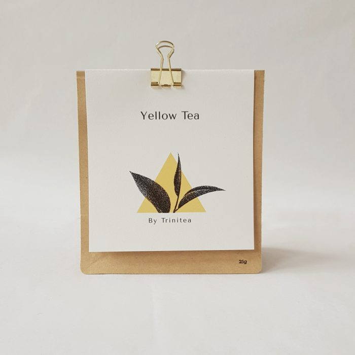 By Trinitea Yellow Tea