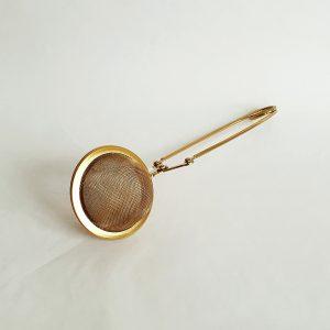 Golden Tea Tong