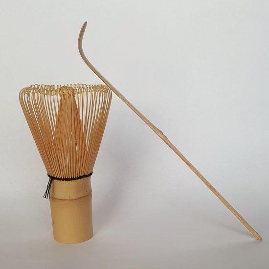 Bamboo Matcha set